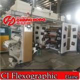 CI printing machine film