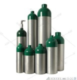 DOT Standard Aluminum medical Oxygen tank