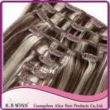 Premium Grade Clip in Hair Virgin Human Hair