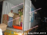 load container on Aug.22th, 2013