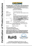office chair RoHS certificate