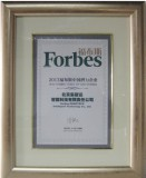 FORBES CHINA UP-AND-COMERS