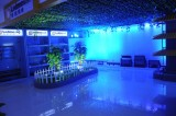 Architectural and landscape lighting showroom