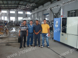 Libya customer in our factory