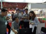 Exhibition in Indonesia