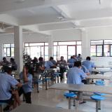Staff canteen