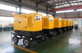 7 sets Trailer Mobile Silent Diesel Generator
