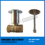 brass fryer valve