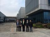 UN Hungarian Dealer Visit UN Factory