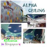 Kidzania in Singapore