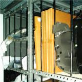 auto parts storage rack