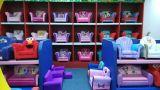 DELTA CHILDREN Disney Designated Gorgeous Kids Sofas