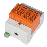 FATECH TUV approval surge protector 60kA FV30B+C series