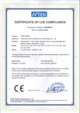 GB/T19001-2008_ISO9001: 2008 Certification of LED Display