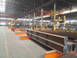 Steel structure building factory material