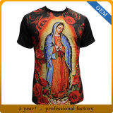 Wholesale New Design All Over Dye Sublimation Printing T Shirts