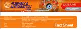 BALDOR will attend EXHIBITION 22-26 JUNE in BANGKOK, THAILAND