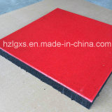 Recombination of Rubber Tile & Rubber Roll