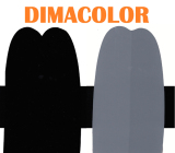 CARBON BLACK 311(RIGHT) vs PRINTEX U (LEFT) for Industrial Paint & Coating