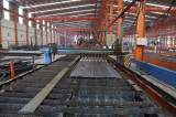 Step1 of Steel Structure Processing Technical Flow-Cutting