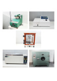 Test Equipments for Laminated Flooring