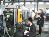Visting Our Die Casting Machine Factory