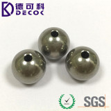 Good Quality &Hot Selling 0.5mm Stainless Steel Drilled Ball