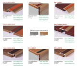 Multi-Functional Slip-Proof Aluminum profiles for certic,carpet,flooring