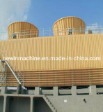 Industrial cooling tower