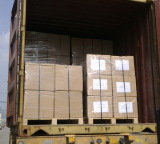 Container shipment loading