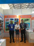 Meet Australia client in ASIAN ATTRACTION EXPO 2016 in Shanghai