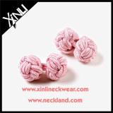 Handmade Mens Knot Cufflinks