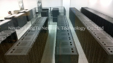 The cabinets used our TN-802 server Racks.