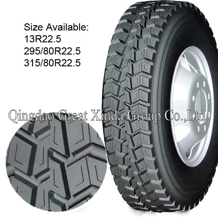 TBR Tyre Pattern No. ST957