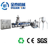 PE/PP/PS/ABS Regrind Plastic Pelletizing Machine