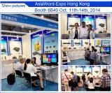 HongKong Glodbal Souces Electronics Show 2014-10