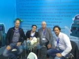 International corrugated exhibition of Shanghai