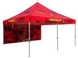 10x10 ft Foldable Canopy for Promotional