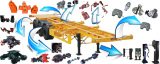 40ft skeleton container trailer and trailer parts hot sale