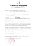 CE declaration of comformity for H.pylori Antigen