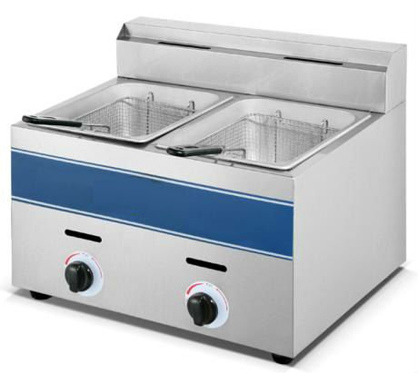 Gas Deep Fryer (CHZ-20L)