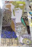 Hand-Cut Art Mosaic - HMP777
