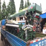 Transportion for renewed rapier loom