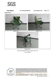 EN581 for camping chair