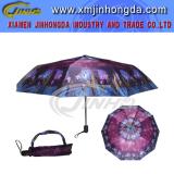 Beautiful Automatic Open and Close Umbrella (JHDAU013)