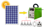 AC and DC solar power system