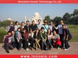 Sales Rep. visit India