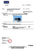 5mm Ceramic Glass Test Report