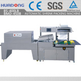 BS-400LB + BMD-450B Automatic Heat Shrink Packing Machine
