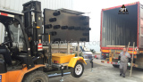 Fully Assembled Trailer Mounted 15 Lamps Arrow Boards